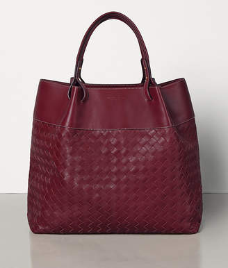 Bottega Veneta QUAD TOTE IN INTRECCIO NAPPA