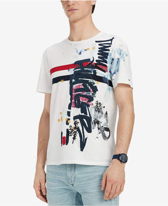 Tommy Hilfiger Men's Otto Graphic T-Shirt, Created for Macy's