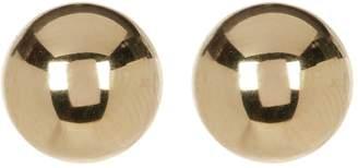 Candela 14K Yellow Gold Ball Stud Earrings