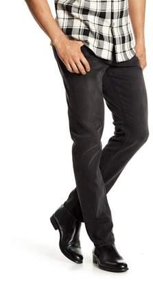 Request Stretch Denim Straight Leg Jeans