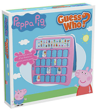 Peppa Pig Guess Who? Board Game