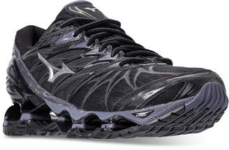 Mizuno Men Wave Prophecy 7 Running Sneakers from Finish Line