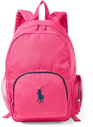 Ralph Lauren Large Campus Backpack $40 thestylecure.com