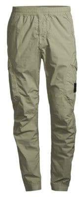 Stone Island Lightweight Poplin Cargo Pants
