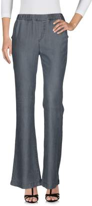 CARLA G. Denim pants - Item 42684833TD
