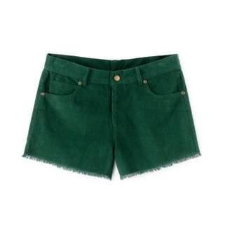 Polder Light Velvet Shorts