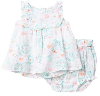 Angel Dear Jellyfish Top & Bloomers Set (Baby & Toddler Girls)