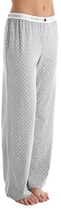 Tommy Hilfiger Women's Logo Bottom Lounge Pajama Pant Pj