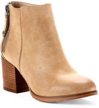 Yellow Shoes Montana Women Casual Comfortable Chelsea Boots Fall/Spring Trendy Fashion Ankle High Medium Block Heel Synthetic Leather Memory Foam Booties