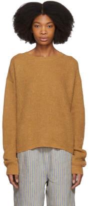 Acne Studios Beige Alpaca Ijona Sweater