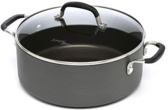 Calphalon Simply Nonstick 5 Qt. Soup Pot with Lid
