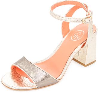 Ash Quartz City Sandals $198 thestylecure.com