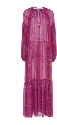 Ulla Johnson Abelia Silk-Blend Dress