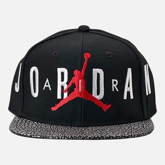 0182d59439d Nike Kids  Air Jordan Elephant Print Snapback Hat