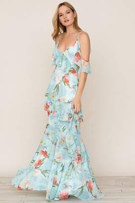 Yumi Kim Heart's Desire Maxi Dress