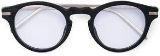 Buffalo David Bitton Taichi Murakami round frame glasses