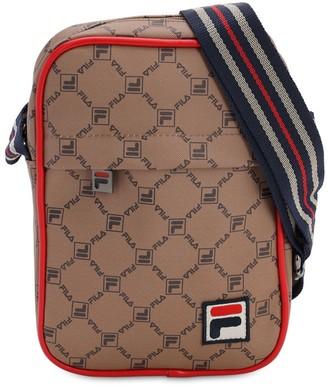 Fila Urban Allover Logo Crossbody Bag