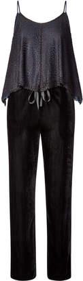 Sam Edelman Lace Camisole and Pant Set