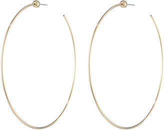Icon Hoops - Large $65 thestylecure.com
