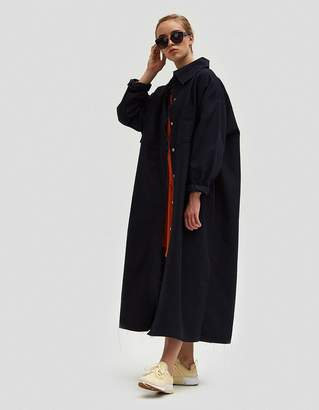 Ashley Rowe The Coat in Navy