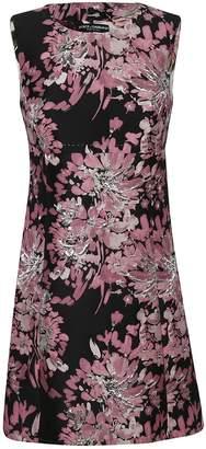 Dolce & Gabbana Floral Embroidered Dress
