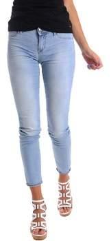 Slim Fit 355531 Jeans Frauen Blau