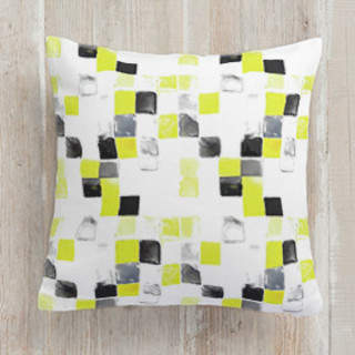 Spanish Tile Self-Launch Square Pillows