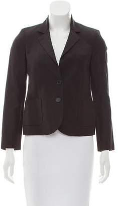 Chloé Structured Notch-Collar Jacket