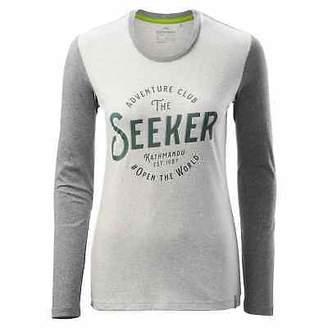 Kathmandu Seeker Women's Long Sleeve T-Shirt