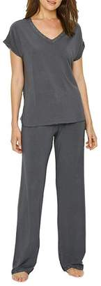 Barefoot Dreams Luxe Milk Jersey Modal Pajama Set