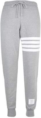 Thom Browne 4-Bar Tapered Sweatpants