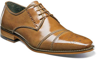 Stacy Adams Talbot Braided Cap Toe Oxford - Men's