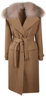 Ermanno Scervino Belted Coat