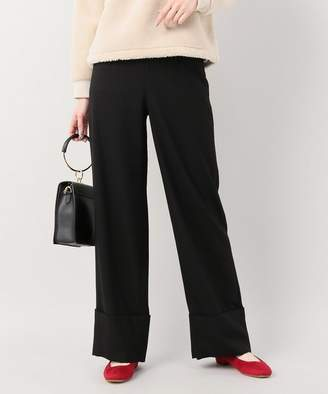 CLANE (クラネ) - JOINT WORKS CLANE high waist wide pants