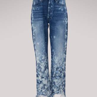 3x1 3 X 1 W3 Higher Ground Crop jeans