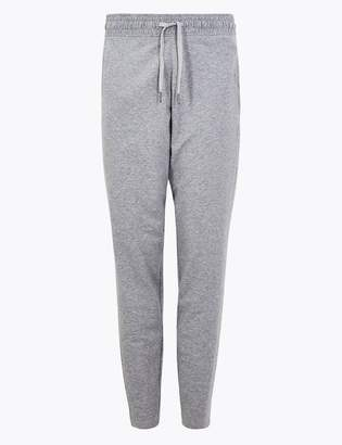 Marks and Spencer Cotton Rich Tapered Leg Joggers
