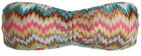 Missoni Mare Crochet-knit Bandeau Bikini Top
