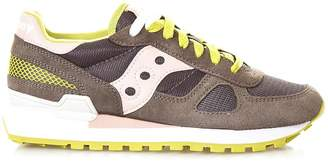 Saucony Shadow Original Taupe Color Sneakers
