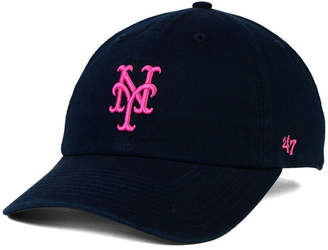 '47 Brand Women's New York Mets Clean Up Cap $27.99 thestylecure.com