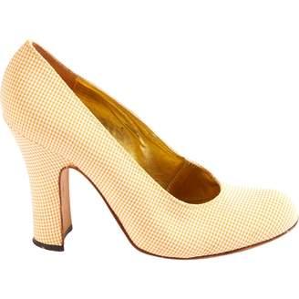 Pre-owned - Cloth heels Vivienne Westwood zZuY54W