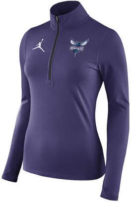 Nike Women's Charlotte Hornets Element Pullover