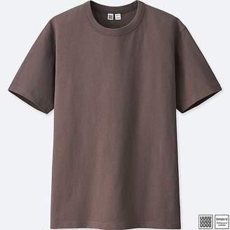 Uniqlo Men's U Crewneck Short-sleeve T-Shirt