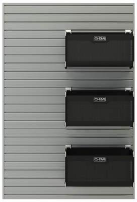 Flow Wall Soft Bin 3 Pack Combo