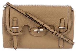Rebecca Minkoff Grained Leather Crossbody Bag