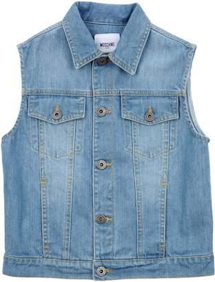 Moschino Denim outerwear - Item 42634202MV