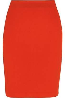 McQ Stretch-Jersey Skirt