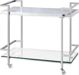 Bassett Mirror Velma Bar Cart