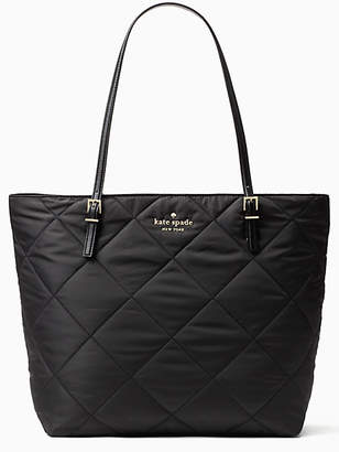Black Quilted Bag By Kate Spade Shopstyle