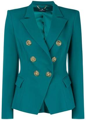 Elisabetta Franchi double buttoned jacket