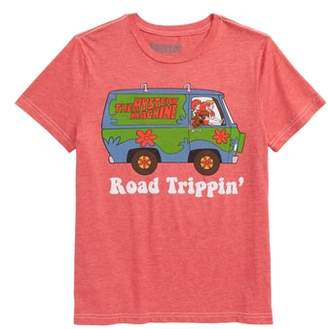 JEM Scooby Doo(TM) Road Trippin' Graphic T-Shirt